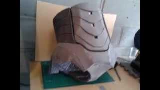 getlinkyoutube.com-incblotcreations - Iron Man Abs Cod Piece Foam Build