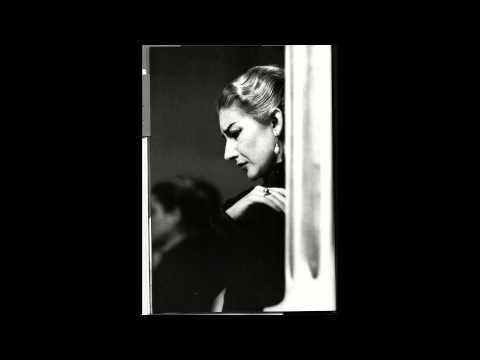 Siam quinti... D' amor sull' ali rosee... - Il Trovatore, Maria Callas
