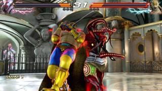 TEKKEN 7 (PS4) - Yoshimitsu Vs. King | Duomo Di Sirio New Stage