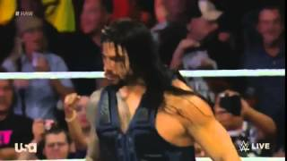 getlinkyoutube.com-RVD and Roman Reigns and Sheamus vs Randy Orton and Ryback and Curtis Axel