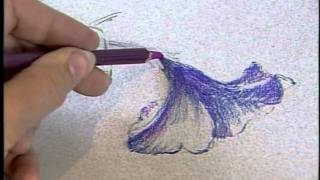 getlinkyoutube.com-(Preview) Painting Flowers in Pastel with Jackie Simmonds