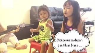 getlinkyoutube.com-Happy Birthday Ponakan tercinta ... CICI