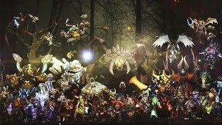 getlinkyoutube.com-|DOTA2| Top 10 Most Banned Heroes in February |2014|