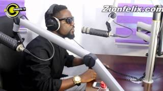 getlinkyoutube.com-Sarkodie, Shatta Wale And Stonebwoy Freestyle Competition