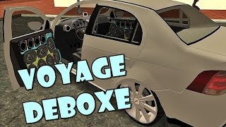 getlinkyoutube.com-VOYAGE DEBOXE, GTA SAN CREDITOS BY: WAAG3D