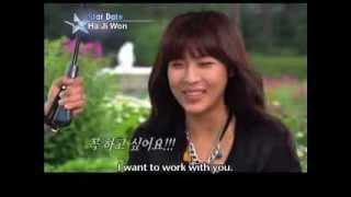 "getlinkyoutube.com-[Star Date] Summer interview with Actress ""Ha Ji-won"" (하지원)"