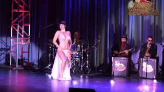 getlinkyoutube.com-Ginger Valentine - Viva Las Vegas 15 Burlesque Showcase