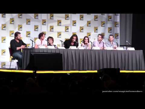 (5 of 5) Game of Thrones, San Diego Comic Con 2011