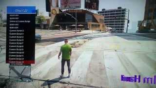 getlinkyoutube.com-PS3 GTA 5 1.27 Online/Offline Mod Menu + Download