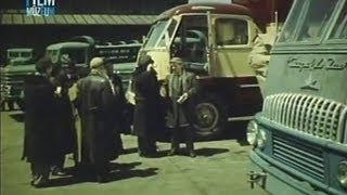 getlinkyoutube.com-Csepel teherautók 1959