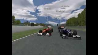 Formula 1 Canada 2012 Highlights