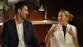 Djokovic's mission to help Serbia's children