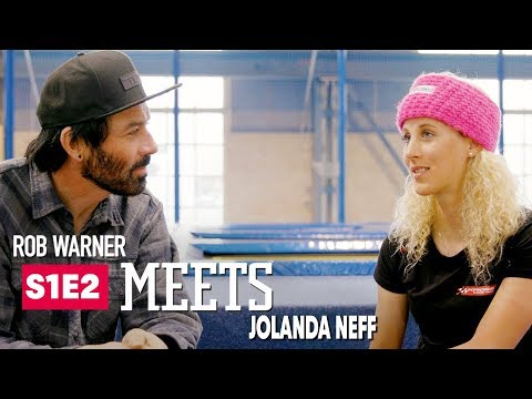 Catching Up with XC Mountain Bike Phenom Jolanda Neff | Rob Meets: Ep 2