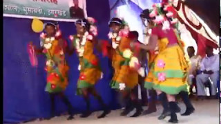 getlinkyoutube.com-tata tisco - santhali / santali dance performance