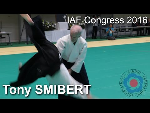 Demonstration by Tony Smibert - 12th IAF Congress in Takasaki