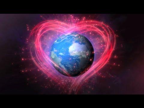 Gorgeous heart chakra music - Divine Love