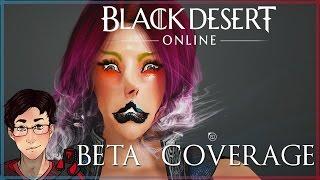 Black Desert's Incredible Character Creation!