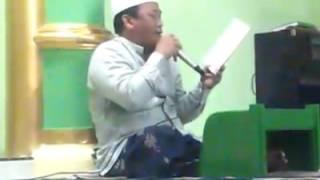 H Muammar ZA Shalawat Berjanzi