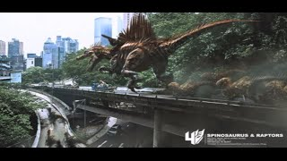 Transformers Age of Extinction Dinobots Concept Art