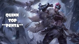 Ad bruiser Quinn? - League of Legends
