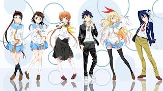 getlinkyoutube.com-[FULL] Nisekoi 2 OP - Rally Go Round - LiSA