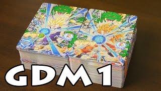 getlinkyoutube.com-【ドラゴンボールヒーローズ】ゴッドミッション GDM1弾 レンコ排出結果&配列 2台目!【DRAGONBALL HEROES】