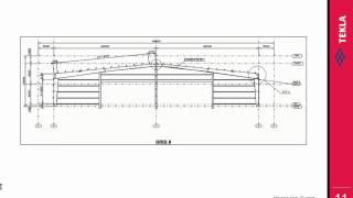 getlinkyoutube.com-Ứng dụng phần mềm Tekla Structures  cho thiết kế nhà thép tiền chế