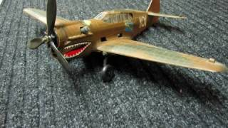 getlinkyoutube.com-Antique Cox Control Line Plane's History and flights by NightFlyyer.