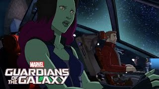 getlinkyoutube.com-Marvel's Guardians of the Galaxy Season 1, Ep. 26 - Clip 1
