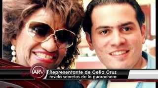 getlinkyoutube.com-Ex representante Omer Pardillo revela secretos de Celia Cruz- PARTE 1 | Al Rojo Vivo | Telemundo