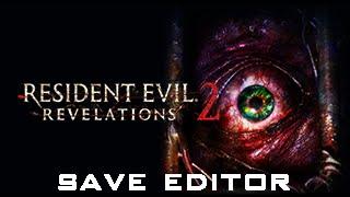 getlinkyoutube.com-[PS3] Resident Evil Revelations 2 *Save Editor*