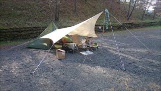 getlinkyoutube.com-2015年11月 JIMNY ジムニーで行く マサトとサトシの 秋キャンプ その1