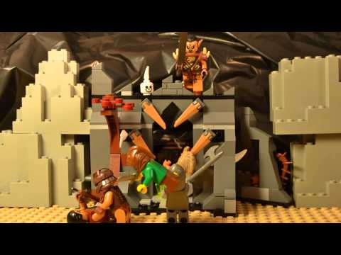 LL3 14.6 The Wizard of LoZ (Lego Legend of Zelda)