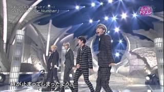 getlinkyoutube.com-[150313] SHINee - Your Number @ NTV Music Dragon