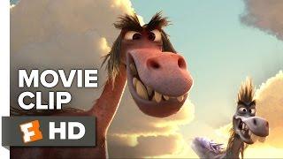 getlinkyoutube.com-The Good Dinosaur Movie CLIP - Roar (2015) - Sam Elliott, Raymond Ochoa Animated Movie HD