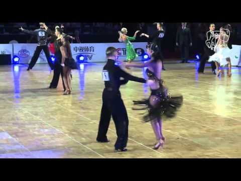2012 World Youth Latin R3 | Afanin - Kornilova, RUS