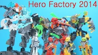 getlinkyoutube.com-Lego Hero Factory Invasion from below 44015 - 44022 (All)  Time Lapse (레고 히어로팩토리)