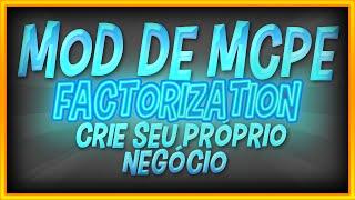 getlinkyoutube.com-Mod Industrialcraft (Factorization) para Minecraft Pocket Edition 0.12.3│Crie seu próprio negócio!