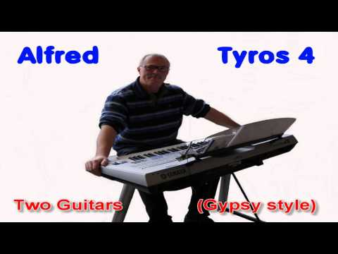 Alfred Tyros 4 - Two Guitars (gypsy style)