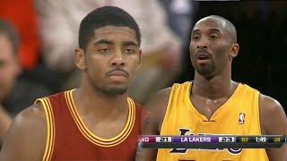 getlinkyoutube.com-Rookie Kyrie Irving vs Kobe Bryant Full Duel Highlights 2012.01.13 - MUST WATCH!!
