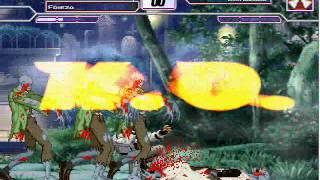 At Mugen Battle Haloween Specjal 1 : BIOHAZARD