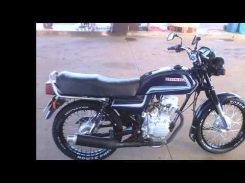 moto cg 125 ano 86