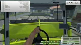 getlinkyoutube.com-Farming Simulator 2013 - Claas Lexion 780 Test -  HD  -