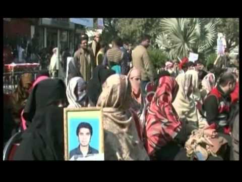 Long March for Baloch missing persons reaches Lahore