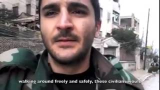getlinkyoutube.com-A message from SAA soldier in Aleppo: The Truth and The Lies about Syria war