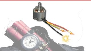 getlinkyoutube.com-DJI Phantom Motor Time Bomb - Is your Phantom Motor Failing? Find out...
