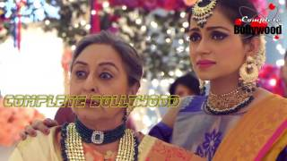 On Location Of TV Serial 'Ishqbaaz' Dadi Is Helpless