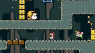 Zagrajmy w Super Mario World (część 17) Robi się gorąco