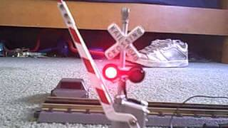 getlinkyoutube.com-My model railroad signal (demo)