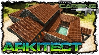 Ark:SE ARKitect 02 || Roman Styled Villa || TimmyCarbine